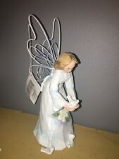 Nib Angel Accents Angel of Kindness #74691 Exclusively by Roman, Inc.