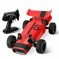 NEW FAO Schwarz Racer Toy RC Apex 1 Red/Black