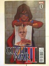 Civil War Ii #0 1:10 Phil Noto Variant Near Mint Minus Nm-