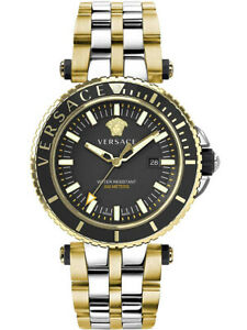 Versace VEAK00518 V-Race men`s 46mm 5ATM