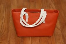 NWT Michael Kors $298 Jet Set Travel Medium Top Zip Multifunction Tote Orange