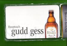 Hauptsach gudd GESS y panorámica en la noche de fiesta - 2 brotzeitbrettchen-Bitburger -