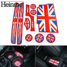 Union Jack Gris I LOVE MINI Centre Console Grande-Bretagne Mat pour F54 Clubman