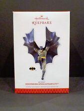 Hallmark Keepsake DESCENDING UPON GOTHAM 2013 Ornament BATMAN