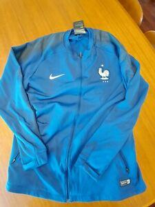 Nike 2018 World Cup France Anthem Jacket National Team Soccer Football