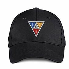 Knights of Pythias Ball Cap Black