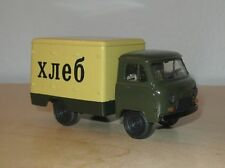 1/43 UAZ-452D Bread delivery truck diecast model HANDMADE Russian УАЗ 452Д Хлеб