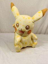 "Pokemon Tomy 20th Anniversary Pikachu Plush Stuffed Toy Doll 10"""