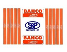 JOINERS PENCIL BY BAHCO, BUILDERS PENCIL CARPENTERS PENCIL PACK OF 10 PENCILS