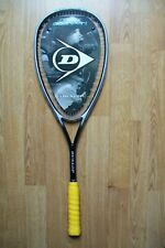 Dunlop Max CompTi Squash Racket + Cover + New Yonex Overgrip