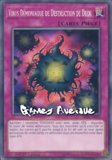 Yu-Gi-Oh! Virus Démoniaque Destruction Deck SR06-FR032 (SR06-EN032) VF/COMMUNE