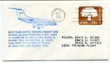 1976 Gulfstream Shuttle Training Aircraft STA Grumman Houston SPACE NASA USA