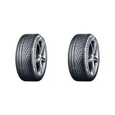 2 x Uniroyal RainSport 3 225/40/18 92Y XL Performance Summer Road Tyres