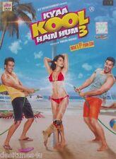 KYAA KOOL HAIN HUM 3 - OFFICIAL BOLLYWOOD DVD  - FREE POST [HAI]