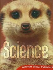 Harcourt Science Grade 2 National Ed. Student Ed. (2006)VG(R7S11-F)R