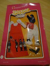 1976 Barbie  Skipper Doll Get-Ups N Go Outfit Bicentennial Patriotic & Pretty