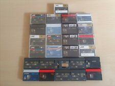 27 Used Mini DV Cassette Tapes Sony Samsung JVC