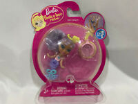 Mattel Barbie Peek-a-boo Petites N 516 - Purple Mermaid Ring ~ NEW