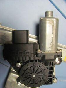 JAGUAR XJ8 XJR SUPER V8 VANDEN PLAS 2004 05 06 07 2008 LEFT FRONT WINDOW MOTOR