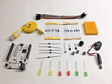 New DIY Arduino Leonardo Compatible Board + Electronics Kit, great for kids