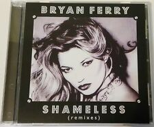 Bryan Ferry - Shameless. Remixes (CD, Maxi-Single, Promo) 2011