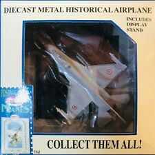 Model Power Postage Stamp Planes F16 Falcon 1/100 Diecast No. 5399