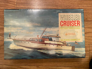 ITC WHEELER 42' EXPRESS CRUISER COMPLETE KIT MOLDINGS; 21 INCH RARE VINTAGE BOAT