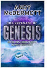 The Covenant of Genesis by Andy McDermott (Paperback, 2009) New Book
