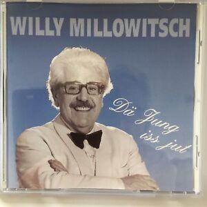 WILLY MILLOWITSCH: Dä Jung iss jut (CD Carlton 193-00255 / neu)