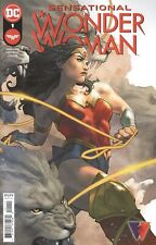 Sensational Wonder Woman #1 Cover A Yasmine Putri Vf/Nm 2021 Dc Hohc