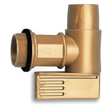 "2"" Gold Polyethylene Faucets - Drum Handling Equipment - Set of 3"