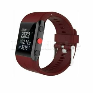 Silicone Replacement Wrist Band Strap for Polar V800 Sport Smart Watch & Tool