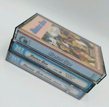 Status Quo Cassette Lot Back to Back Whatever You Want Vol 2 From the Makers of