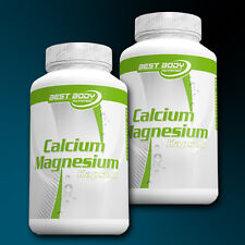 (9,28€/100g) Best Body Nutrition Calcium Magnesium 2 x 100 Kapseln