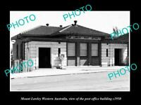 OLD LARGE HISTORIC PHOTO OF Mt LAWLEY WESTERN AUSTRALIA THE POST OFFICE c1950