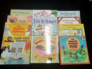 LOT OF 12 MIXED PAPERBACK BOOKS FOR CHILDREN BEETHOVEN ARTHUR GEORGE MARTHA KIDS