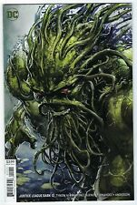 Justice League Dark # 12 Clayton Crain Variant Cover NM DC