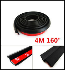 Waterproof 4M Z-shape Window Door Rubber Seal Strip Hollow Car Weatherstrip Seal