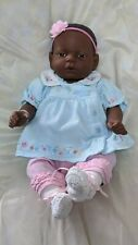 RealCare Baby Think It Over Doll G5 African American Female Girl AA keys WORKS!