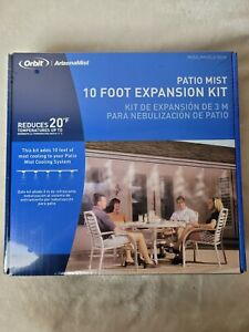 Orbit 30268 Patio Mist 10 Foot Expansion Kit New/Sealed