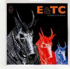 (GE896) E&TC, Trouble In Mind - 2010 DJ CD