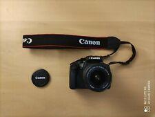 Reflex Canon EOS 450D Camera Digitale con Obiettivo EF-S 18-55mm f3.5-5.6 - Nera