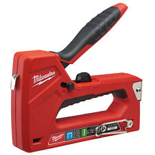 Milwaukee 48-22-1010 7.5-Inch All-Metal Jam-Free Magazine Staple & Nail Gun