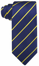 Scott Allan Mens Necktie | Pencil Striped Mens Tie