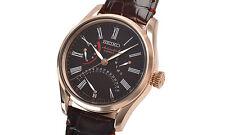 Seiko RESAGE Regular Article Leather Strap Men's Watch SARD014