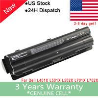 Adapter/ Battery For Dell XPS 14 15 17 L401X L501X L502X L701X L702X JWPHF R795X