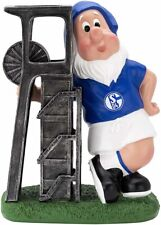 """FC Schalke 04 Gartenzwerg """"Förderturm""""  FC Schalke 04"""