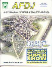 AFDJ magazine assorted back issues bundle 2