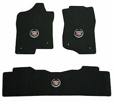 LLOYD MATS Classic Loop™ 3pc FLOOR MAT SET fits 2007-2014 Cadillac Escalade EXT