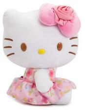 "Hello Kitty Large Plush Doll Soft Toy 12"" (32cm) - Flower"